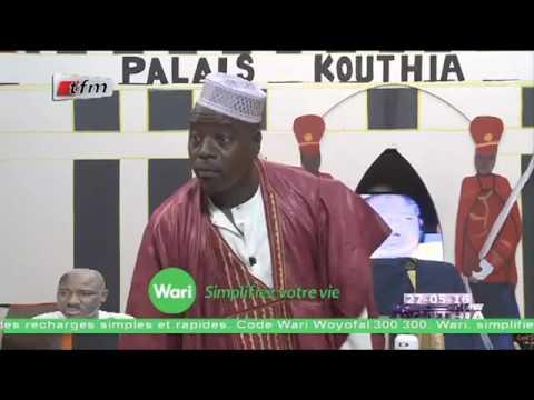 Farba Ngom avec le dialogue - kouthia show 27 mai 2016 - TFM