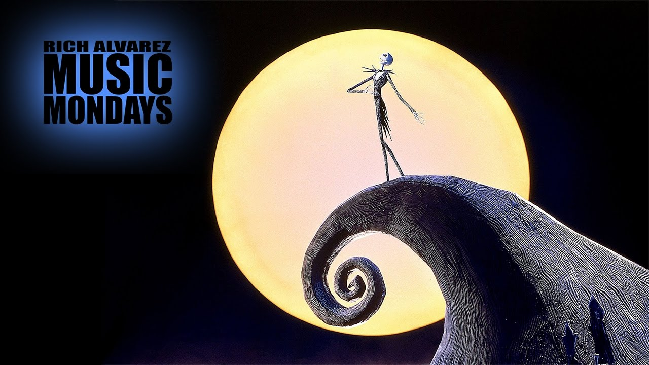 Jack's Lament from Tim Burton's The Nightmare Before Christmas on ...