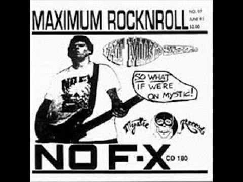 Nofx- Maximum Rocknroll (full album)