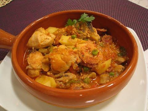 Cómetelo | Pollo en salsa con patatas