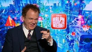 It Was Tough Keeping 'Ralph Breaks the Internet' a Secret