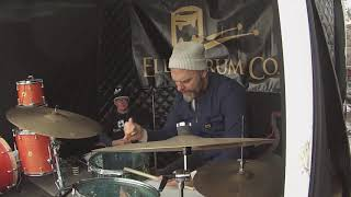 Ellis Drum Company - The Coolest Drum Clinic on Earth 2017
