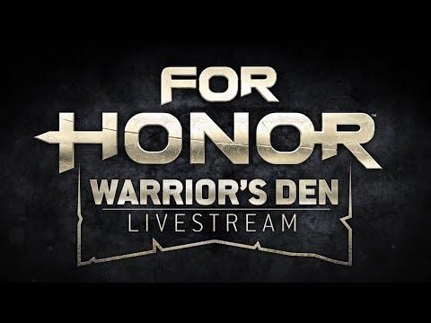Warrior's Den Weekly Livestream - July 20th