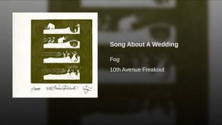 Song About A Wedding