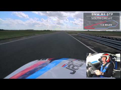 BMW M4 GTP On-board Lap - PalmerSport 2015 at Bedford Autodrome