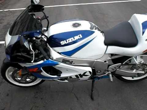 1999 GSXR 600