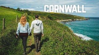 Cornwall is BEAUTIFUL! 😍 (Hiking in Cornwall, England)