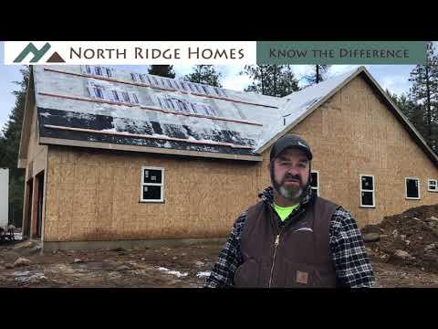Custom Homes Series - Episode 29: Roof Dry In