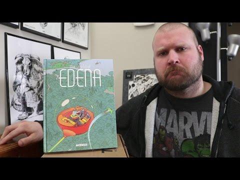 Moebius' The World Of Edena Review!