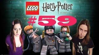 LEGO Harry Potter Years 1-4 Walkthrough 100% Part 59: Final Bonus Area, Getting 100% 2 Player