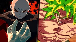 Dragon Ball Super BROLY VS JIREN