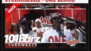 #TBT - One Blood | Throwback Sessie | 101Barz