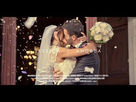 Jessica e Andrea | Video di Matrimonio Brescia | Location Palazzo Gambara