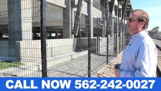 Commercial Security Gates Contractors La Habra CA Call (562) 242-0027 Orange County CA - Los Angeles