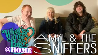 Amyl and the Sniffers - What's In My Bag? [Home Edition]