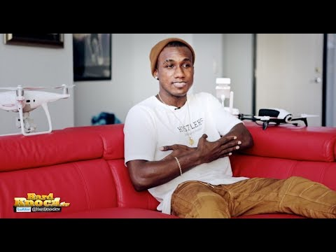 Hopsin on ILL MIND of HOPSIN 9, Not Being Able to See His Son + More
