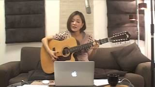 2013.11.3 森恵さんのUSTREAMライブより Megumi Mori is a rising Japan...
