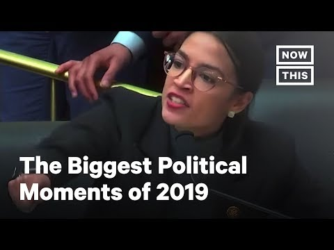 The Top 10 Biggest Political Stories of 2019 | NowThis