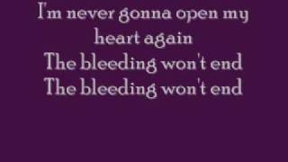The Bleeding by The Deepfield lyrics