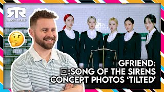 Baixar GFRIEND - 回:Song of the Sirens, Concept Photos 'Tilted' (Reaction)