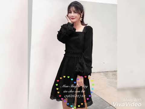 Váy áo Cho Con Bú