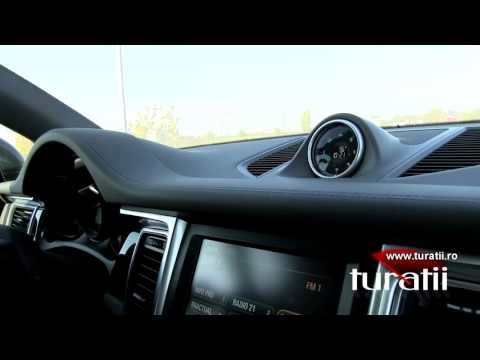 Porsche Macan S diesel PDK explicit video 2 of 3