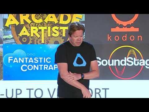 Rikard Steiber (Viveport & SVP Virtual Reality, HTC Vive): Expanding the VR Ecosystem