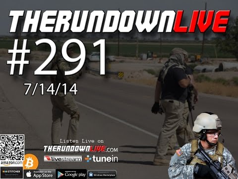 The Rundown Live #291 Open Lines (Big Dog Robot, Law & Court, MRAP Ford Ad)