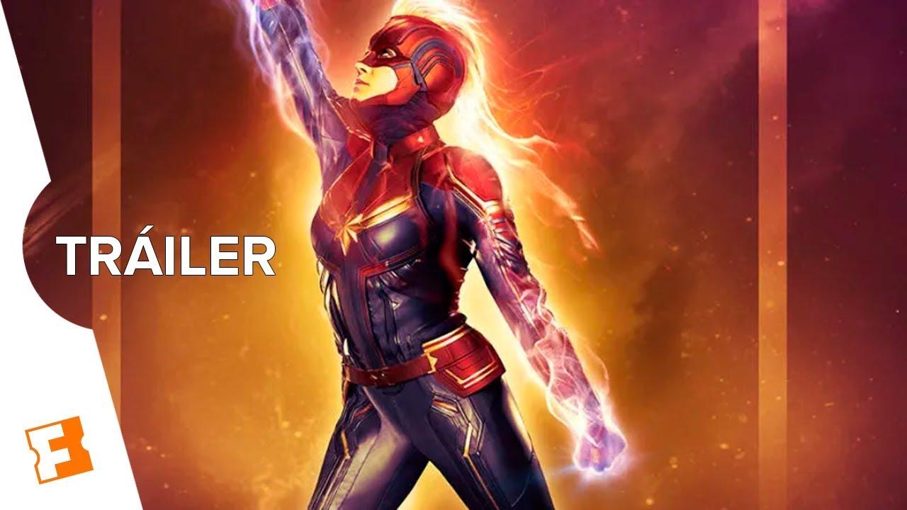 captain marvel: fecha de estreno en méxico, españa, estados