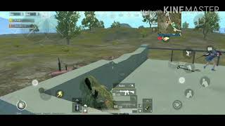 1vs 4 clutch pubg mobile lite full tabahi with M249 and M416 Gameplay