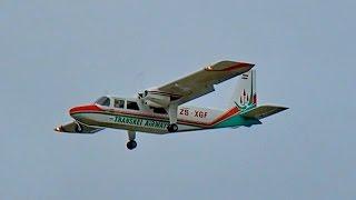 bn 2 islander rc scale aircraft model rc meeting damelang germany june 2015