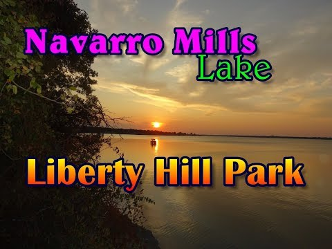 RV Camping Navarro Mills Lake liberty Hill Park | Crappie Fishing and Argentine Ants