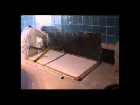 Badewanne Gegen Dusche Ersetzen Youtube