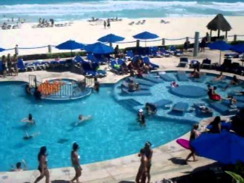 Hotel Barcelo Tucancun Cancun Mexico