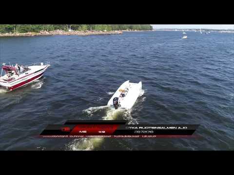 Ruotsinsalmen Ajo 2018  Sterkman  Offshore