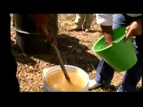Agua solida ahorro del 90 de agua en riego youtube for Ahorro de agua