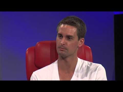 Evan Spiegel on diversity within Snapchat - YouTube