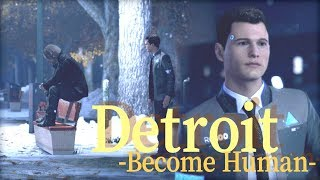 【Detroit: Become Human】#4 全員生存クリア目指してます!