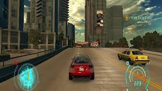 Прохождение сюжетных заданий Need for Speed undercover #12(локо)