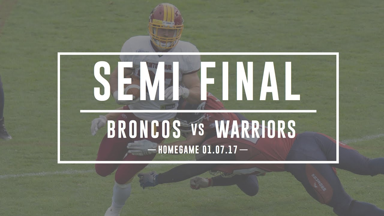 broncos vs warriors - photo #34