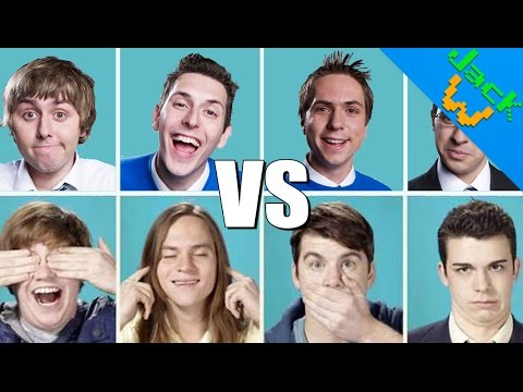 The Inbetweeners UK vs The Inbetweeners USA - JackW Reviews