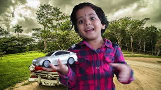 Remote Car Toy Talk Show for Kids