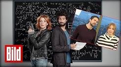 Tom Beck oder Annika Ernst, wer ist schlauer? Einstein die neue Serie auf Sat.1