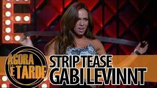 Download Video Strip Tease Gabi Levinnt - Agora é Tarde - 03/12/2014 MP3 3GP MP4