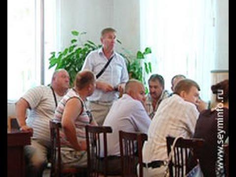 Курский таксист борется с коллегами нелегалами