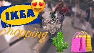 IKEA VLOG - Shopping for ROOM MAKEOVER | LAURA