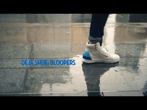 Fluevog Déjà Shoe | Bloopers