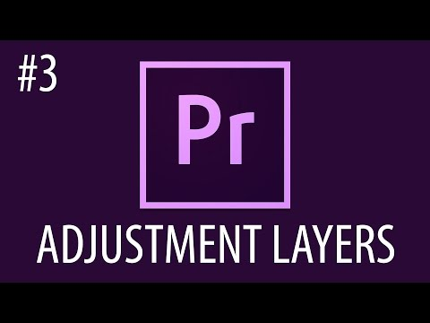 Adjustment Layers Dalam Adobe Premiere Pro #3
