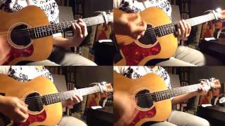 ASIAN KUNG-FU GENERATION《Rewrite》on acoustic guitar