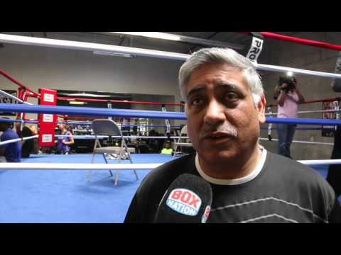 'IF IT WAS ABOUT MONEY, WE WOULD HAVE FOUGHT KELL BROOK!' -SHAH KHAN ON CANELO v KHAN & ERROL SPENCE